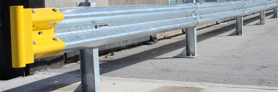 Armco Safety Barriers provide a high-quality steel safety barrier system