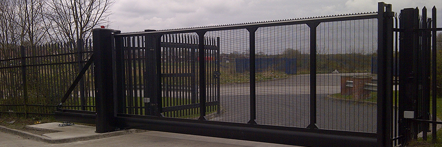 Automated Gates nad barriers to provide secure entry and exit point for your site
