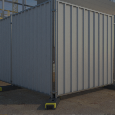 Steel Hording Panels are one of the best solutions for privacy and protection.