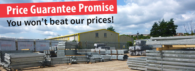 First Fence Price Guarantee Promise