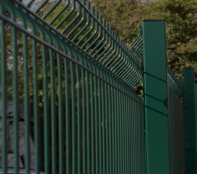 Mesh Security Fencing Range