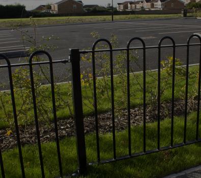 Railing Fence Range